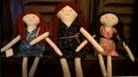 muñecas de hierbas