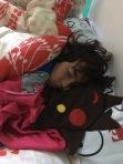 emilio y almohada